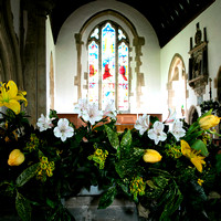 St Marys floral 2 - brighter
